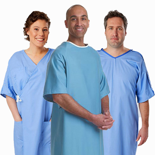 Patient Scrub Fabric