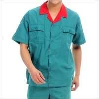 Factory Worker Uniform Fabric