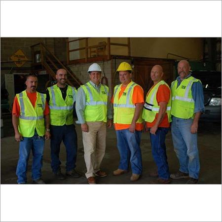 Highway & Construction Worker Uniform Fabric