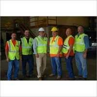 Highway & Construction Worker Uniform Fabric