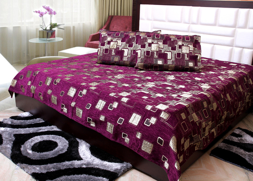 Bed Sheets In Multi Colour