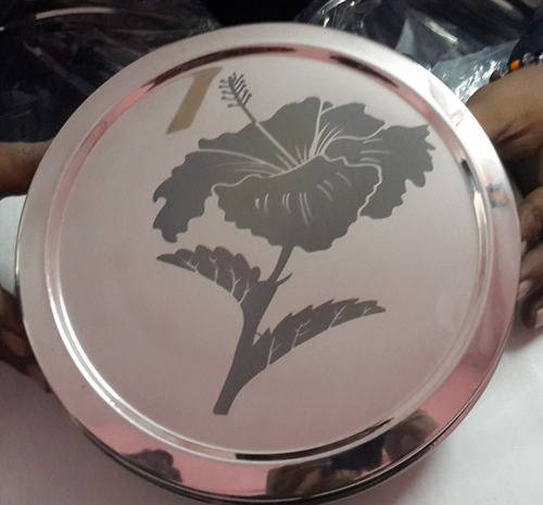 Design Laser marking on Kitchenware