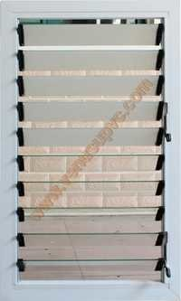 Louvers Window