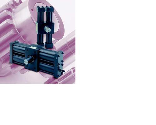 Hydraulic Rack & Pinion Actuators