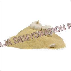 Dehydrated White Garlic