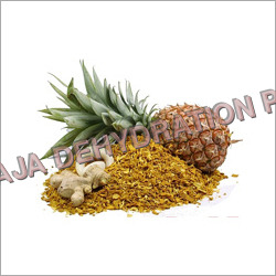 Dehydrated Pinapple