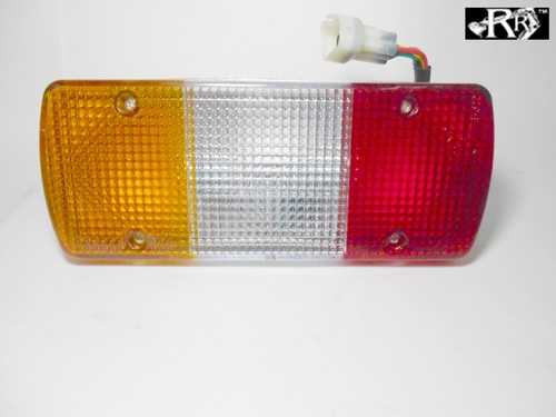 TAIL LIGHT LH 3DX 3 CHAMBER
