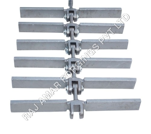 Forged Chain Link