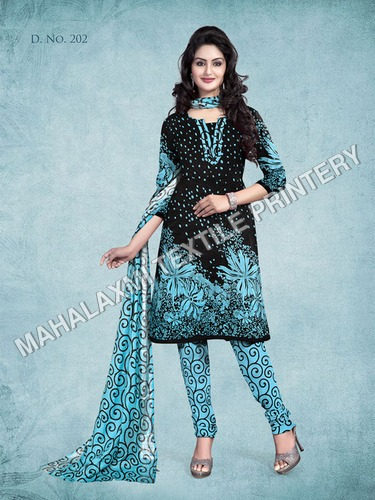 Simple Cotton Salwar Kameez