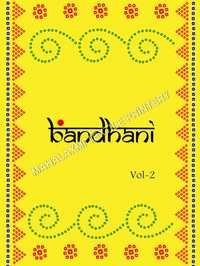 Bandhani Suit Materials