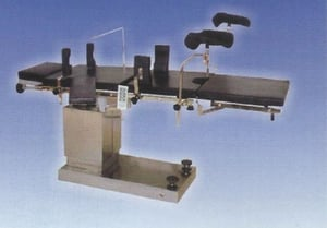 Hydraulic Operation Table (Electric)