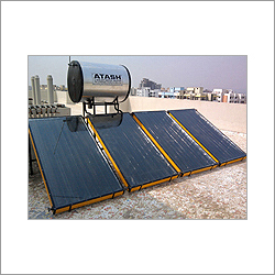 Solar Water Heaters