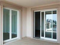 Designer Aluminium Sliding Window