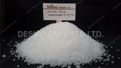 Citric Acid Monohydrate (8-16 Mesh)