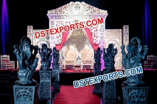 Hindu Wedding Mandap Set 6841