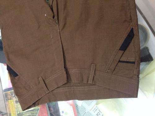 linan cotton trousers