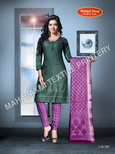 Cotton Salwar Kameez Materials