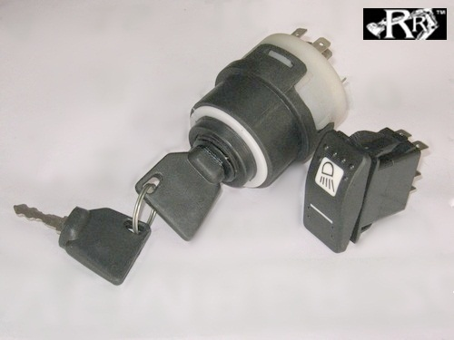 DOUBLE POINT SWITCH(HEAD LIGHT)