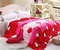 Colored Fleece Blankets
