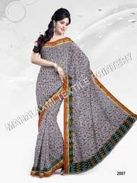 Pure Cotton Saree Manufacturer