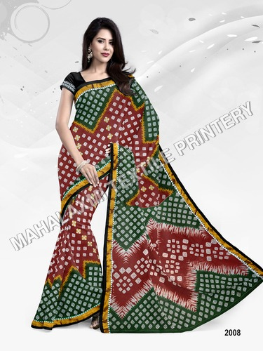 Pure Cotton Saree Wholesale Rate