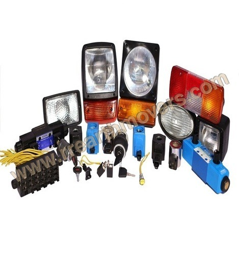 JCB FUSE & LIGHT SET