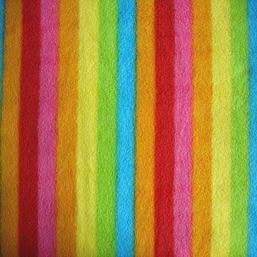 Multicolor Fleece Blankets