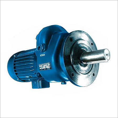 Flange Mounting Geared Motor