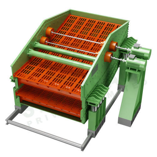 Banana Vibratory Screen