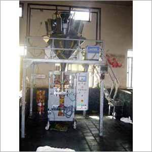Multi 14 Head Weigher with VFFS Packing Machine