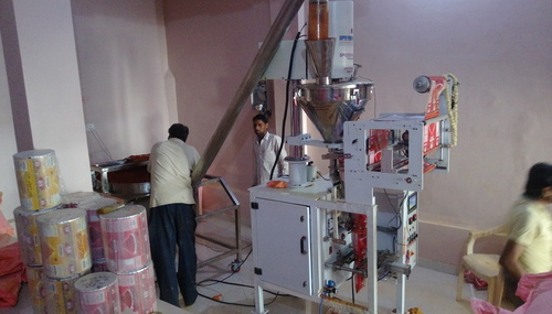 Powder packaging machine in Nigeria