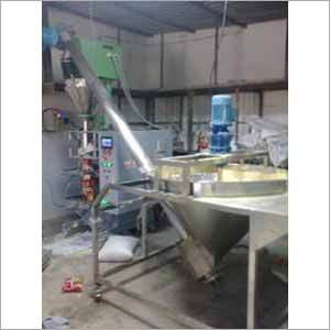 Besan Automatic Pouch Packaging Machine