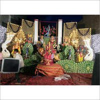Darbar Decoration FRP Statues