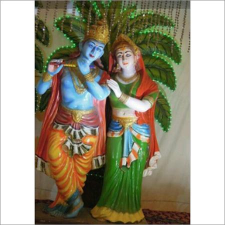 Fiber God Statues