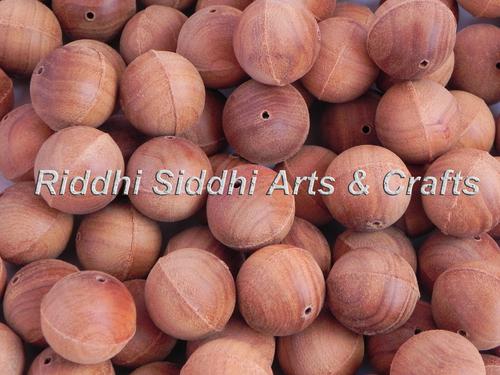 Sandalwood Beads Semi-Finished 20mm