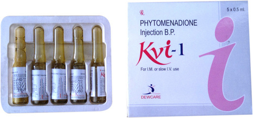 KENADION 1MG - Phytomenadione