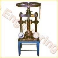 Manual Dona Plate Machine
