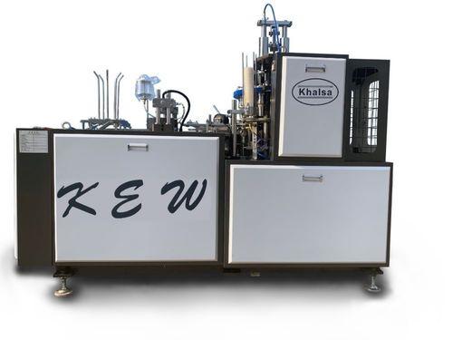 Disposable Paper Cup Making Machine Capacity: 360 Par/Hr Kg/Hr