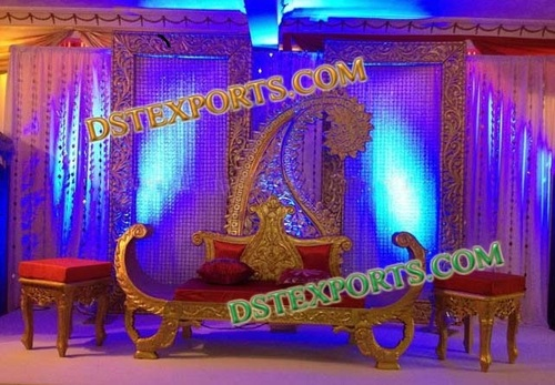 LATEST WEDDING STAGE SET 6846