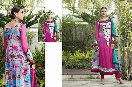 Churidar Salwar Suits