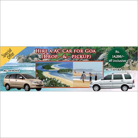 Goa Car Rentel Services