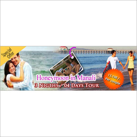 Manali Honeymoon Package Services