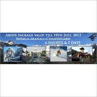Shimla Tour Services