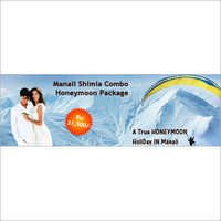 Honey Moon Package Services