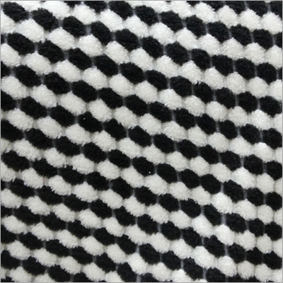 Hi-Pile Jacquard Fabric