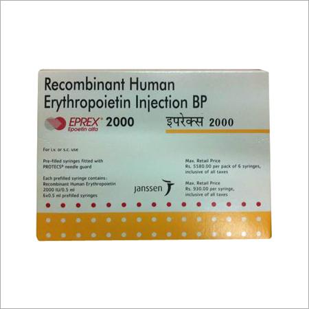 EPREX 2000 Injection