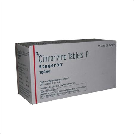 Stugeron Tablets