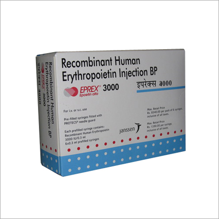 Eprex 3000 Injection