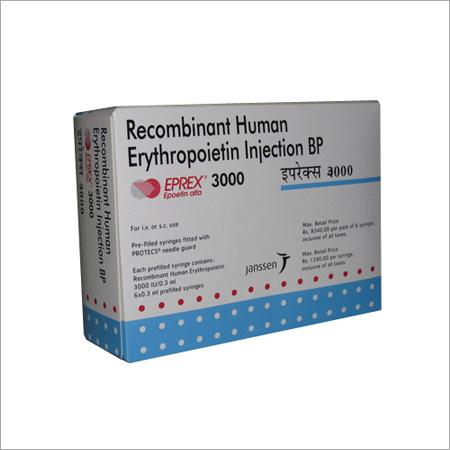 Eprex 3000 Injection