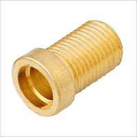Brass Rod Nipple